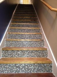 1000+ ideas about Tile On Stairs on Pinterest