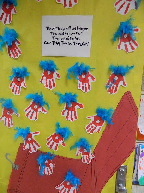 Dr Seuss Door Decorating Contest Ideas