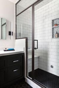 Best 20+ Black White Bathrooms ideas on Pinterest | City ...