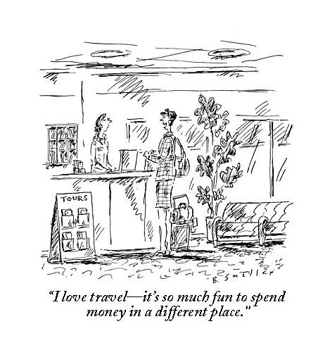 15 best images about Funny Travel Cartoons and Captions on
