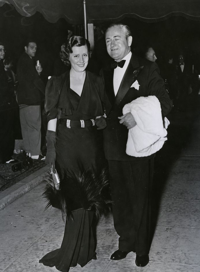 Irene Dunne and Francis Griffin Married 37 yearsDunne remained married to Dr Francis