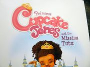 storybook with african-american