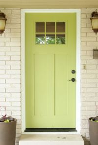 Best 20+ Green front doors ideas on Pinterest
