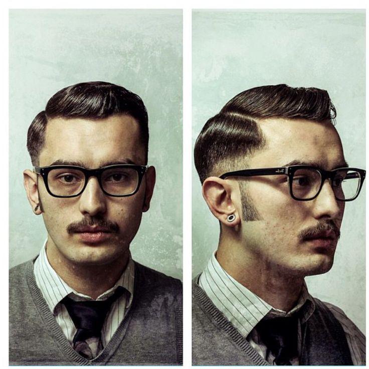 Die Besten 25 Frisur 50er Männer Ideen Auf Pinterest