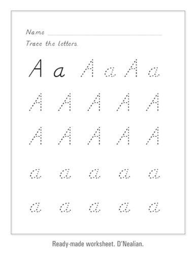 1000+ images about Handwriting Worksheet Maker on Pinterest