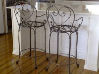 1000+ images about Wrought iron tables & chairs on ...
