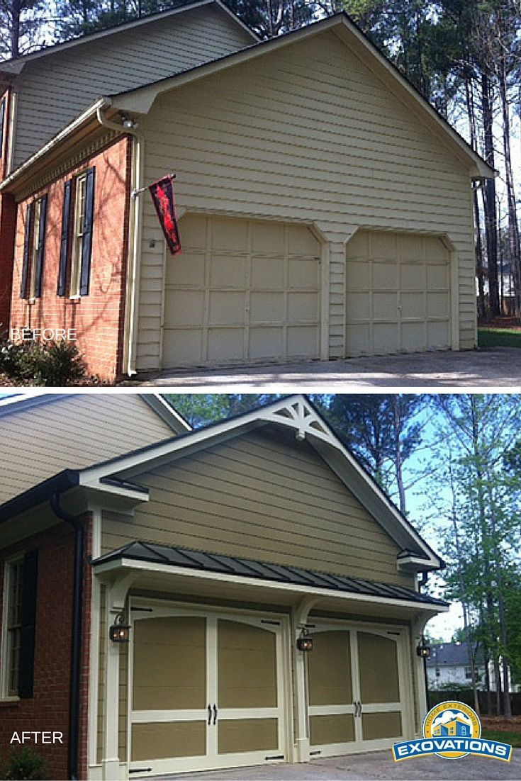 Best 25 Painted garage doors ideas on Pinterest  Garage door colors Rot dog and Wood garage doors