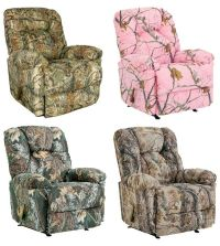 22 best images about camouflage recliner on Pinterest