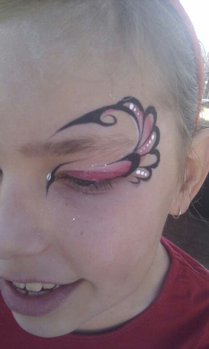 82 Best Images About Face Paint Eye Designs On Pinterest