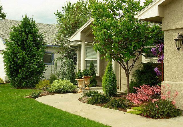 Garden Design Garden Design With Landscaping Ideas For The Front