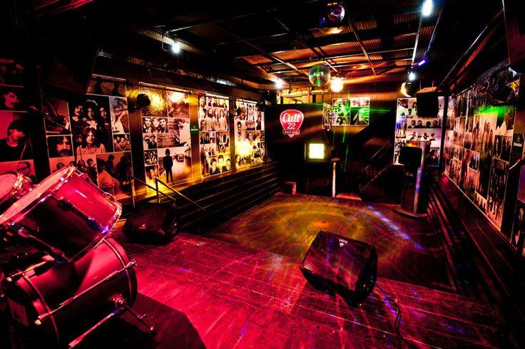 cult 22 rock bar df  pub decor  Pinterest  Bar and Rocks