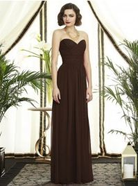 brown wedding dress #brown #wedding | Corey Wedding ...