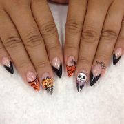 halloween stiletto nails kortenstein