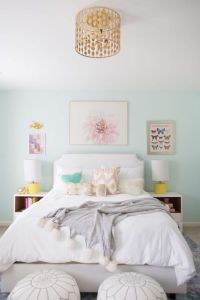1000+ ideas about Blue Girls Bedrooms on Pinterest | Girls ...