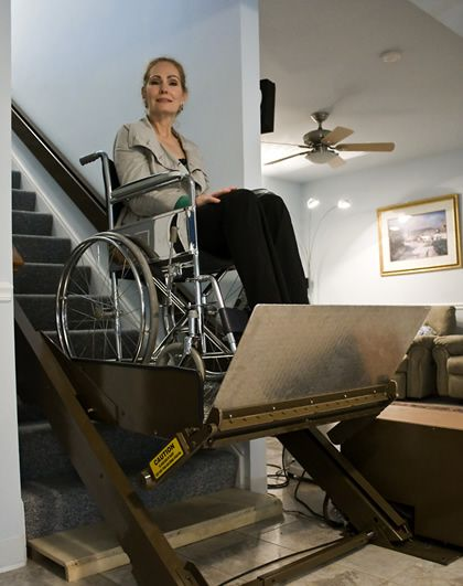 handicap lift chairs stairs chair one stool 1000+ images about handicap/disability solutions on pinterest | videos, wheelchair accessories ...