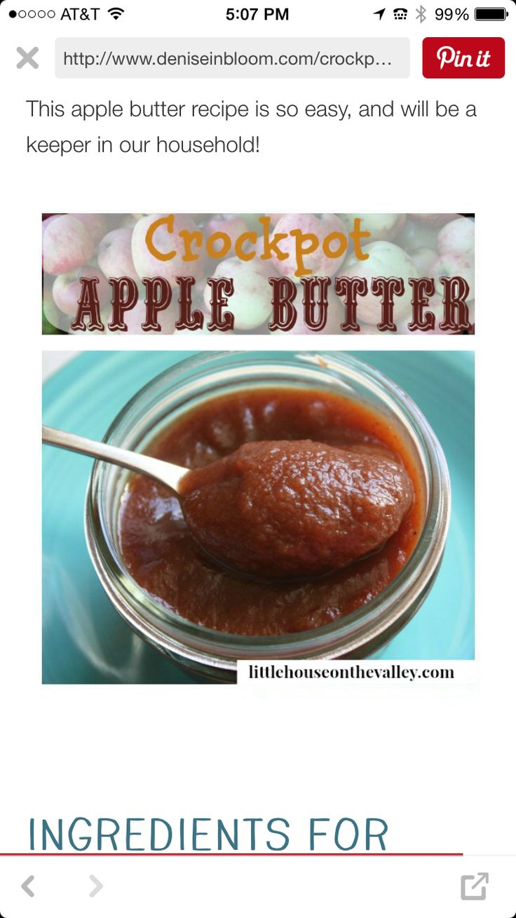1000 ideas about recipe for apple butter on pinterest recipes