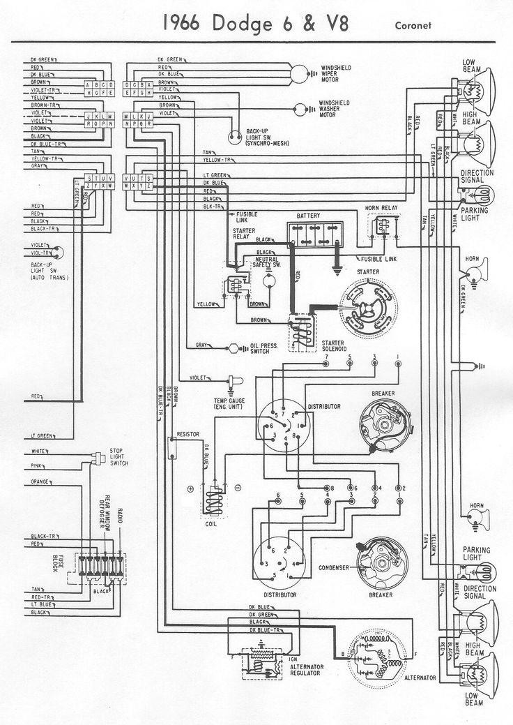 1961 vw engine diagram