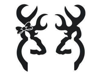 Download Browning Doe and Buck SVG files Vector Images | Breezeway ...