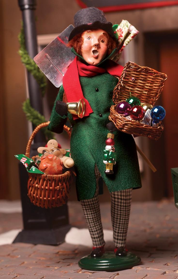 17 Best images about Byers Choice Carolers  2013 Lifestyle Shots on Pinterest  Santa key