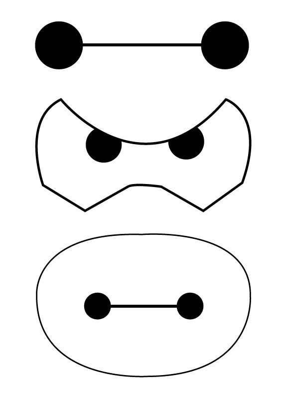 250 best images about Big Hero 6 Printables on Pinterest