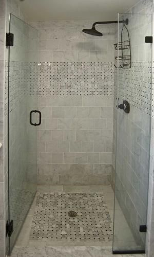 25 Best Ideas About Small Tiled Shower Stall On Pinterest Small