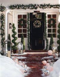 Christmas Topiary | Pottery Barn | Virtual Tuscan Home ...