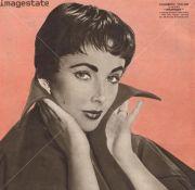 1950s women roles short hair