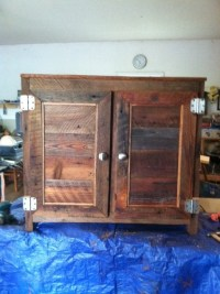 1000+ images about Old Barn Wood Furniture on Pinterest
