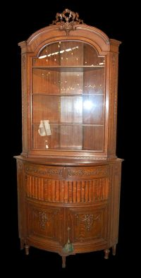 antique cabinets for sale | French Corner Cabinet For Sale ...