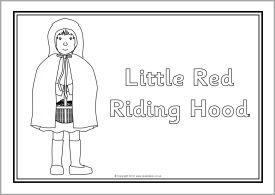 31 best images about Prek/K- little red riding hood on