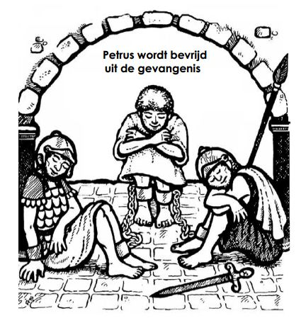17 Best images about Sunday School Colouring 5 on