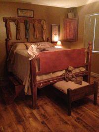 Best 25+ Primitive bedroom ideas only on Pinterest | Old ...