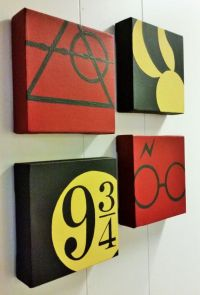 25+ best ideas about Harry potter painting on Pinterest ...