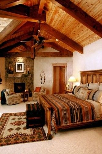 1000 Ideas About Native American Bedroom On Pinterest