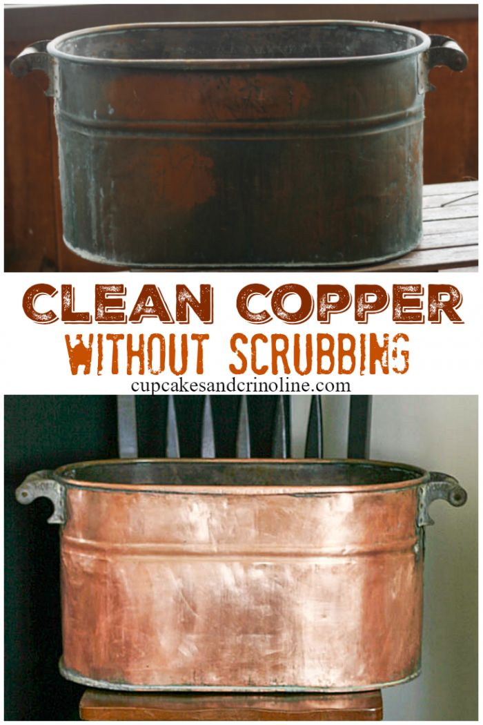 25 best ideas about Cleaning Copper on Pinterest  Copper