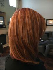 ideas copper blonde