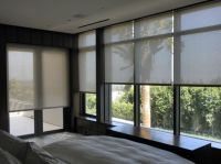 25+ best ideas about Contemporary roller blinds on ...