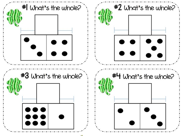 17 Best images about Numeracy- Part Part Whole on