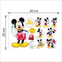 1000+ ideas about Mickey Mouse Wall Decals on Pinterest ...