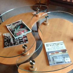 Hanging Chair Interior Folding Desk With Wheels Wood And Glass Yin Yang Coffee Table | Posts, Tables