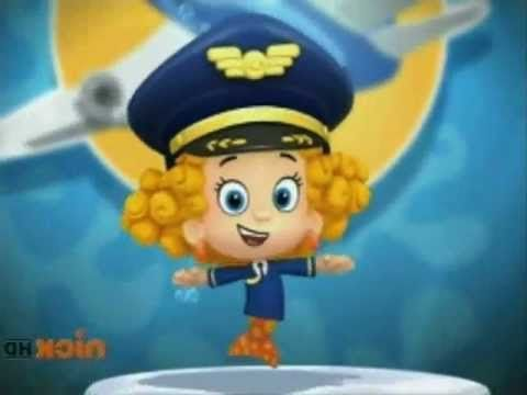 The airplane dance  Bubble Guppies  Drake  Pinterest  Dance Bubble guppies and Watches
