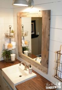 1000+ ideas about Rustic Bathrooms on Pinterest | Rustic ...