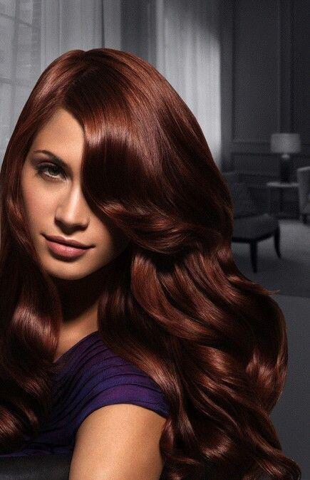 Deep Auburn Hair Color 2017 Hair Trends Pinterest My