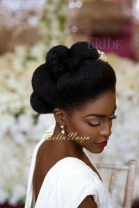 25+ best ideas about Afro Wedding Hair on Pinterest