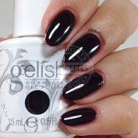 Gelish Pumps or Cowboy Boots? - black/brown cream with ...