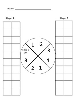44 best images about Math DIY Board Games on Pinterest