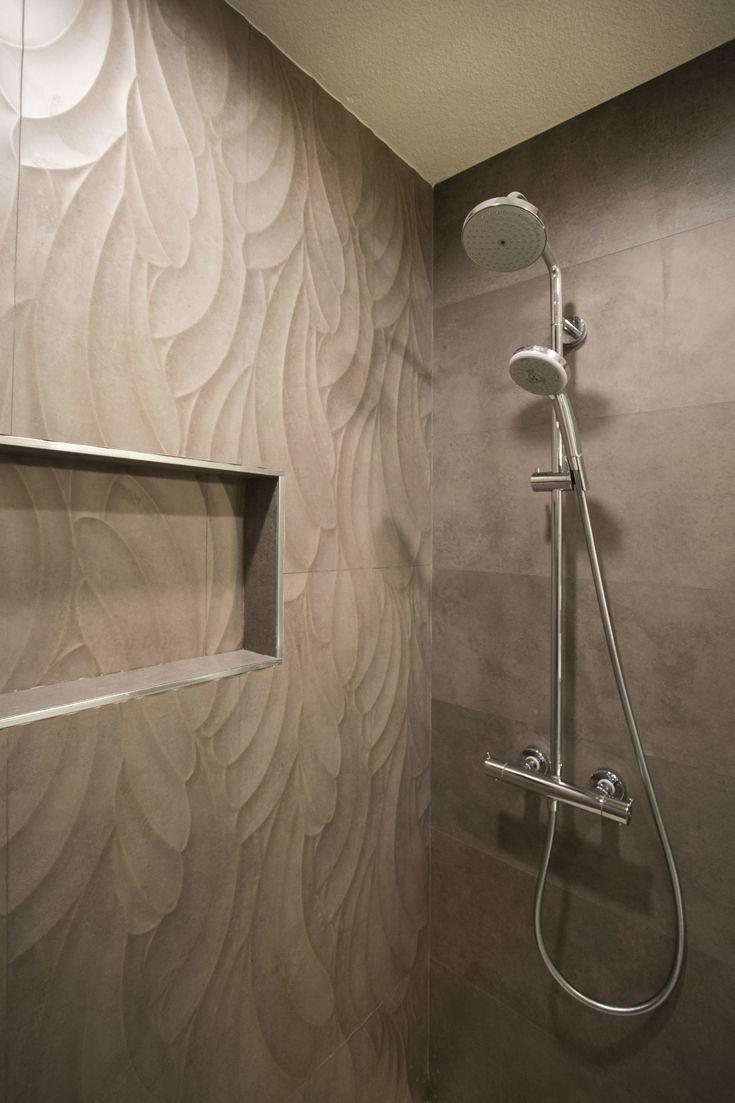 Modern Bathroom Remodeling Project Porcelanosa Tile  Rhin