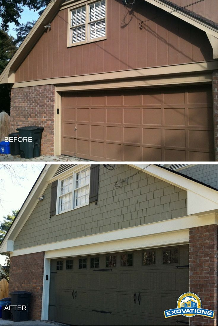 23 best images about EXOVATIONS Garage Doors on Pinterest  Exterior homes Atlanta homes and
