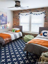 17 Best ideas about Boy Bedrooms on Pinterest   Boys room ...