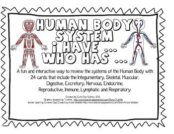 1000+ ideas about Human Body Systems on Pinterest